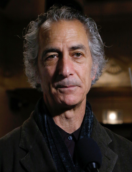 david strathairn interview