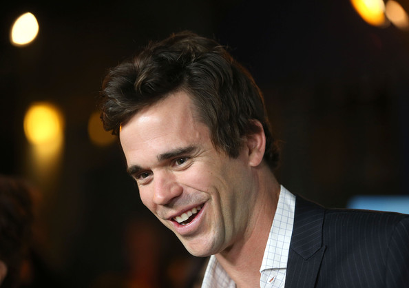 David Walton (actor) Premiere Of Disney ABC