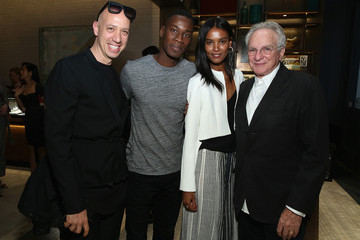 David Agbodji David Yurman With Liya Kebede Hosts an In-Store Event to Benefit the Liya Kebede Foundation In New York, NY