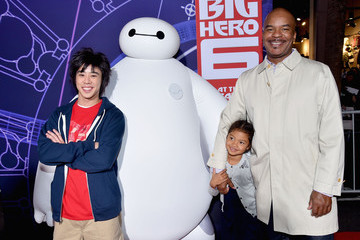 David Alan Grier 'Big Hero 6' Premieres in Hollywood
