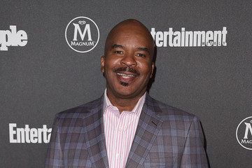 David Alan Grier 2016 Entertainment Weekly & People New York Upfronts VIP Party