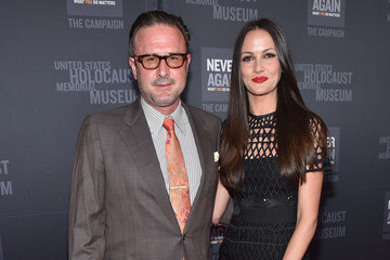 David Arquette Christina McLarty United States Holocaust Memorial Museum Presents 2016 Los Angeles Dinner: What You Do Matters