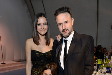David Arquette Coco Arquette Audi Presents The Art of Elysium's 6th Annual HEAVEN Gala - After Party