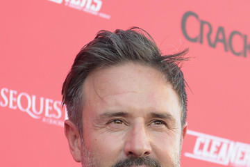 David Arquette Crackle's Summer Premieres Event — Part 3