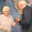 David Attenborough The Queen Presents The Chatham House Prize 2019