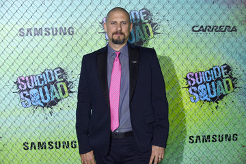 David Ayer 'Suicide Squad' Premiere in New York for Carrera