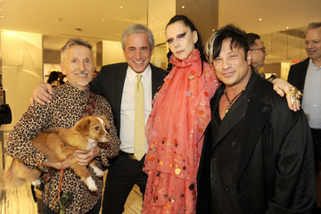 David Barton Barneys New York Celebrates Its New Downtown Flagship In New York City