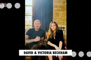 David Beckham Global Citizen Together At Home
