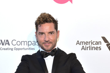 David Bisbal 26th Annual Elton John AIDS Foundation's Academy Awards Viewing Party - Arrivals