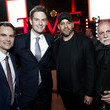 David Blaine TIME Person Of The Year Celebration - Inside
