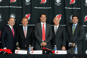 David Blitzer New Jersey Devils Announce New Ownership