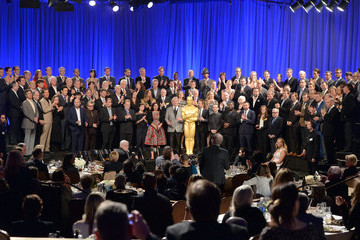 David Brownlow 86th Academy Awards Nominee Luncheon - Inside