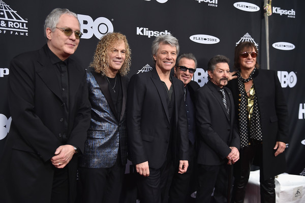 33rd Annual Rock & Roll Hall Of Fame Induction Ceremony - Arrivals