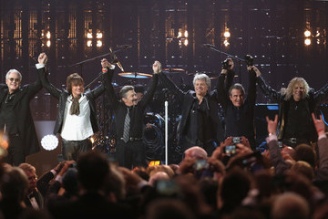 David Bryan 33rd Annual Rock & Roll Hall Of Fame Induction Ceremony - Show