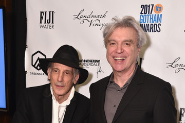 David Byrne The 2017 IFP Gotham Independent Film Awards Co-Sponsored By FIJI Water