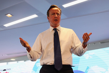 David Cameron David Cameron Speaks to the Times CEO Summit