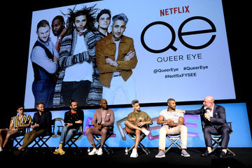 David Collins #NETFLIXFYSEE Event For 'Queer Eye' - Panel