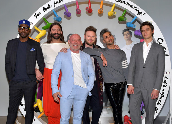 Netflix FYSEE 'Queer Eye' Panel And Reception