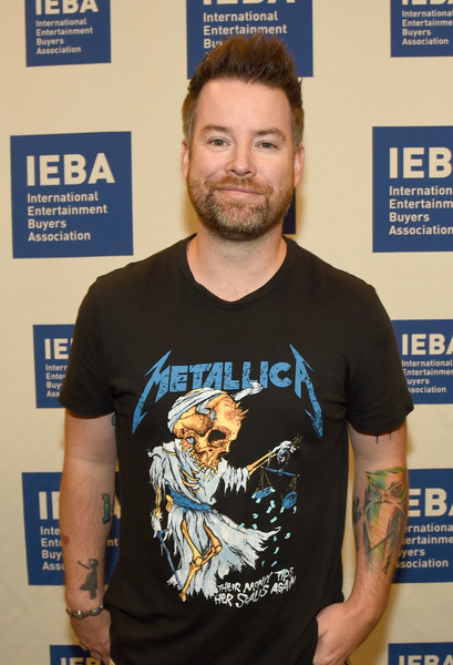 IEBA 2016 Conference - Day 1 [facial hair,beard,t-shirt,world,top,nashville,tennessee,ieba 2016 conference,day one,madison house showcase,david cook]