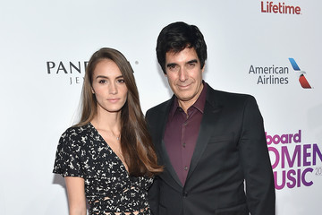 David Copperfield Billboard Women In  Music 2016