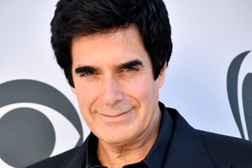 David Copperfield 52nd Academy of Country Music Awards - Arrivals