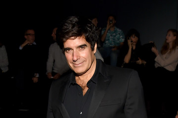 David Copperfield Rochambeau - Front Row - September 2017 - New York Fashion Week: The Shows