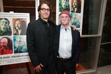David Crosby Premiere Of Sony Pictures Classic's 'David Crosby: Remember My Name' - Red Carpet