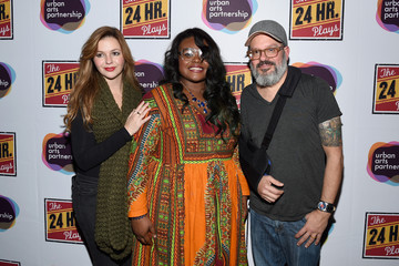 David Cross Urban Arts Partnership at the 15th Annual the 24 Hour Plays On Broadway - After Party