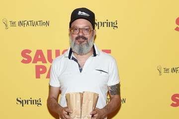 David Cross 'Sausage Party' New York Premiere