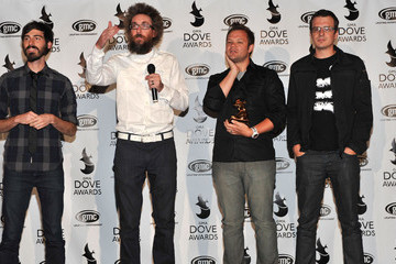 David Crowder 42nd Annual GMA Dove Awards - Press Room