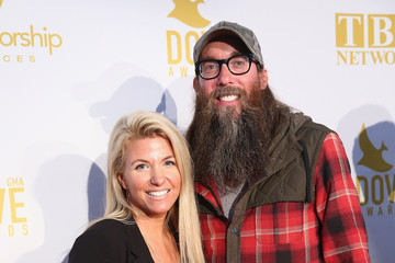 David Crowder 46th Annual GMA Dove Awards - Arrivals