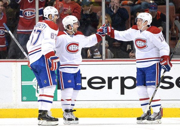 Montreal Canadiens v Anaheim Ducks []