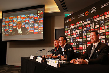 David Dome Wellington Phoenix Press Conference