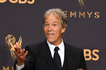 David E. Kelley 69th Annual Primetime Emmy Awards - Press Room