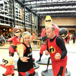 David Eckstein Influencers From Around the World Celebrate 'Incredibles Day'
