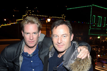 "David Flynn GREY GOOSE Blue Door Hosts ""Slow West"" Party At Sundance - 2015 Park City"