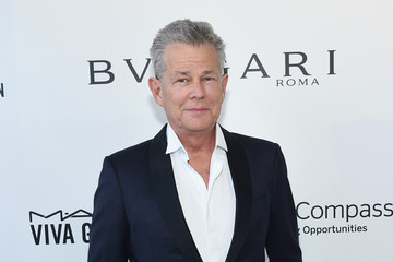 David Foster 26th Annual Elton John AIDS Foundation Academy Awards Viewing Party sponsored by Bulgari, celebrating EJAF and the 90th Academy Awards - Red Carpet