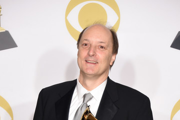 David Frost 60th Annual GRAMMY Awards - Press Room