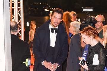 David Gandy Battersea Dogs & Cats Home Gala - Red Carpet Arrivals