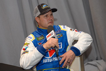 David Gilliland Daytona International Speedway - Day 3