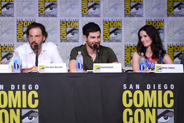 David Giuntoli Comic-Con International 2016 - 'Grimm' Panel
