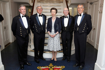David Gower Royal London Yacht Club Champagne Party At Lendy Cowes Week