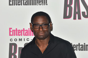 David Harewood Entertainment Weekly Comic-Con Celebration - Arrivals