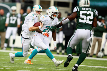 David Harris Miami Dolphins v New York Jets