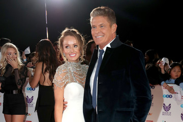 David Hasselhoff Pride Of Britain Awards - Red Carpet Arrivals