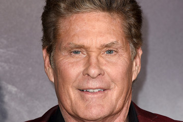 David Hasselhoff Premiere of Warner Bros. Pictures' 'The Mule' - Red Carpet
