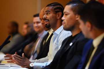 David Haye Haymaker Ringstar Stable Press Conference