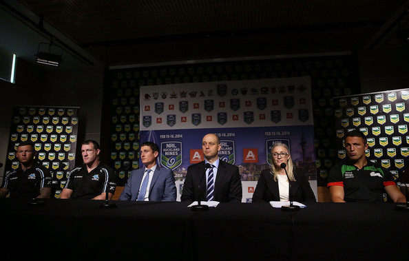NRL Auckland Nines Event Announcement