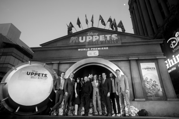 'Muppets Most Wanted' Premieres in Hollywood — Part 2