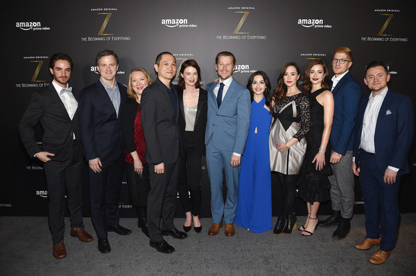 Premiere Event for Amazon Prime Video's 'Z: THE BEGINNING OF EVERYTHING'
